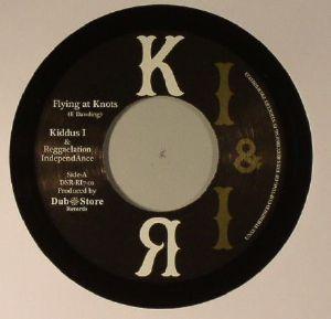 KIDDUS I/REGGAELATION INDEPENDANCE - Flying At Knots