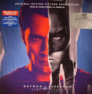 ZIMMER, Hans/JUNKIE XL - Batman v Superman: Dawn Of Justice (Soundtrack) (Deluxe Edition)