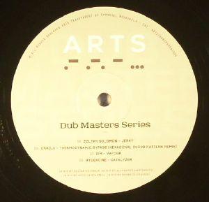SOLOMON, Zoltan/GRAD U/IXM/HYDERGINE - Dub Masters Series I EP
