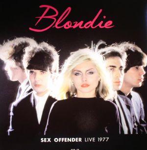 BLONDIE - Sex Offender Live 1977