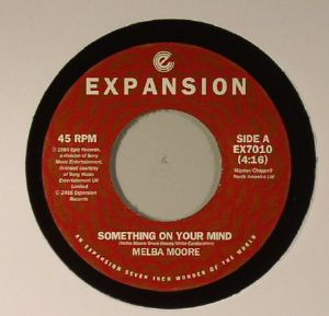 MOORE, Melba - Something On Your Mind