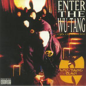 WU TANG CLAN - Enter The Wu Tang (36 Chambers)