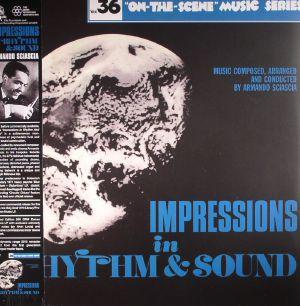 SCIASCIA, Armando - Impressions In Rhythm & Sound (remastered) (Record Store Day 2016)