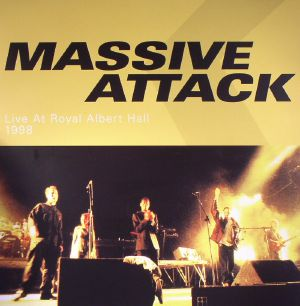 MASSIVE ATTACK - Live At The Royal Albert Hall 1998
