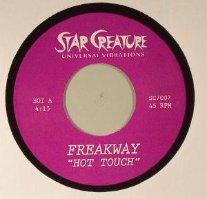 FREAKWAY - Hot Touch