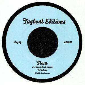 TEMU - Funk Over Egypt