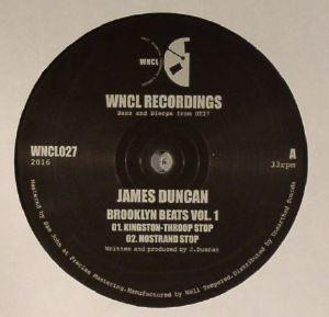 DUNCAN, James - Brooklyn Beats Vol 1