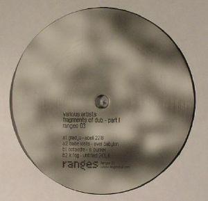 GRAD U/BABE ROOTS/OCTAEDRE/K FOG - Fragments Of Dub Part I