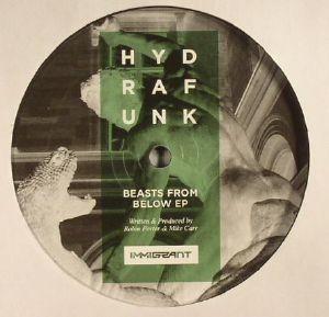 HYDRAFUNK - Beasts From Below