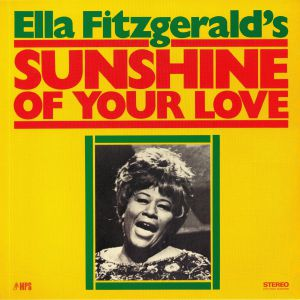 FITZGERALD, Ella - Sunshine Of Your Love