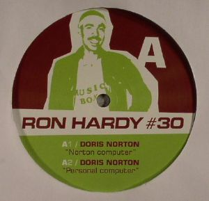 NORTON, Doris/BARRABAS - Ron Hardy #30