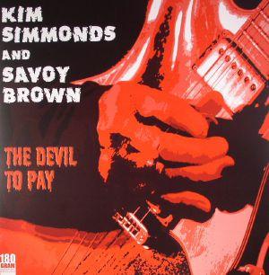 SIMMONDS, Kim/SAVOY BROWN - The Devil To Pay