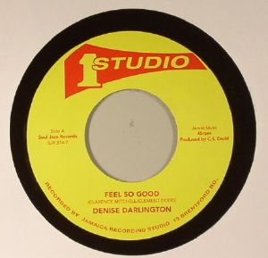 DARLINGTON, Denise/TYRONE TAYLOR - Feel So Good (remastered)