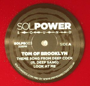 TOM OF BROOKLYN - Theme Song From Deep Cock