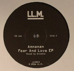 ANNANAN - Fear & Love EP