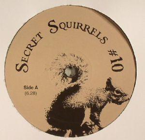 SECRET SQUIRREL - Secret Squirrels #10