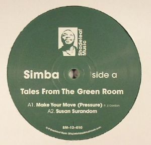 SIMBA - Tales From The Green Room