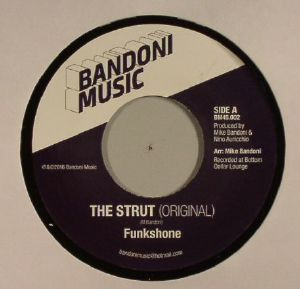 FUNKSHONE - The Strut