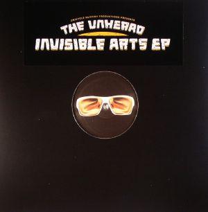 UNHEARD, The - Invisible Arts EP
