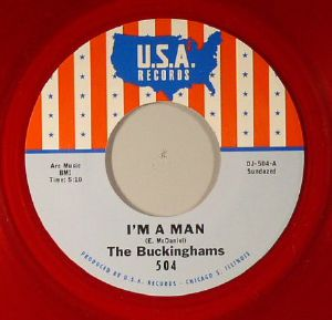 BUCKINGHAMS, The - I'm A Man