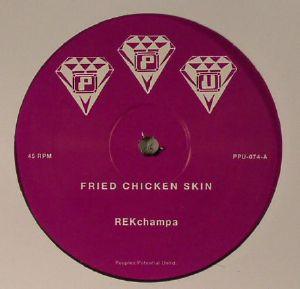 REKCHAMPA/PERSONAL TRAINER - Fried Chicken Skin