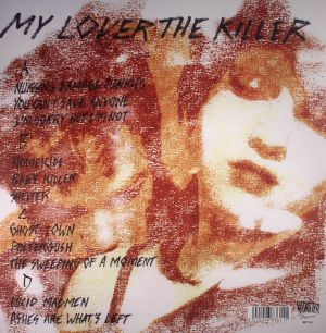 LUNCH, Lydia/MARC HURTADO - My Lover The Killer (Record Store Day 2016)
