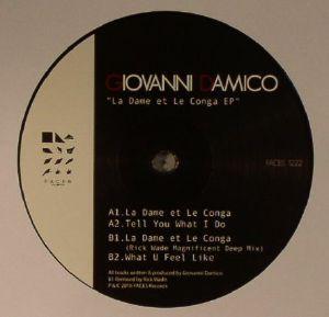 DAMICO, Giovanni - La Dame Et Le Conga EP