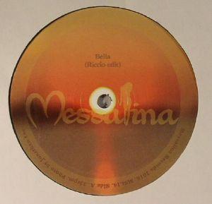 RICCIO - Messalina Volume 14