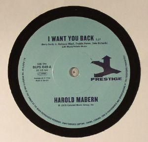 MABERN, Harold/FUNK INC - I Want You Back