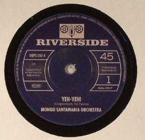 MONGO SANTAMARIA ORCHESTRA - Yeh Yeh!