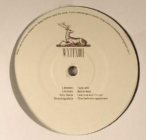 LIBRARIAN/STRIP STEVE/STRAYDOGPALACE - WXTFX 001