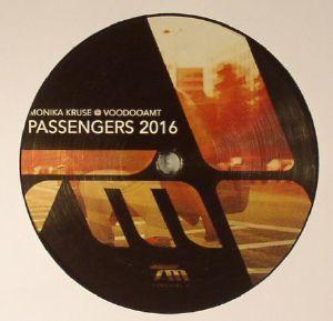 MONIKA KRUSE @ VOODOOAMT - Passengers 2016
