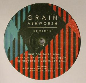 ASHWORTH - Grain (remixes)