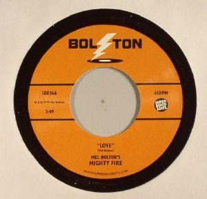MEL BOTON'S MIGHTY FIRE - Love