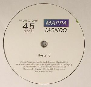 HYSTERIC - Mappamondo EP