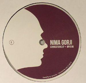GORJI, Nima - Connections EP