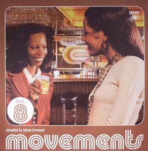 KIRMAYER, Tobias/VARIOUS - Movements Vol 8