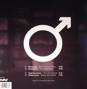 MOTORMANNEN - Reformellt: Informellt Remixed