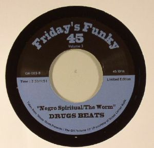 DRUGS BEATS - Friday's Funky 45 Volume 3