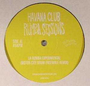 GILLES PETERSON'S HAVANA CULTURA BAND - Havana Club Rumba Sessions Part One