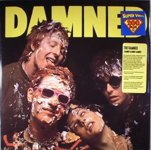 DAMNED, The - Damned Damned Damned (reissue)