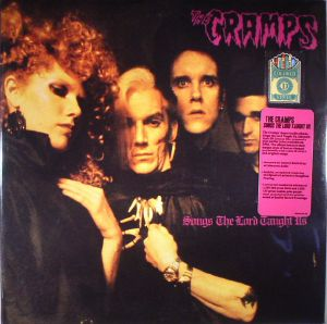 CRAMPS, The - Songs The Lord Taught Us (remastered)