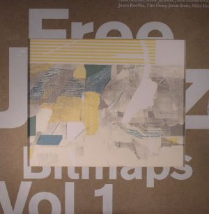 VARIOUS - Free Jazz Bitmaps Vol 1