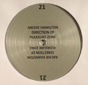 HAMILTON, Archie - Direction EP