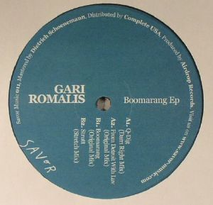 ROMALIS, Gari - Boomarang EP