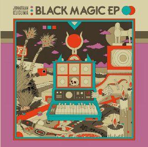 KUSUMA, Jonathan - Black Magic EP