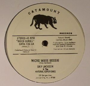 JACKSON, Skip/THE NATURAL EXPERIENCE - Micro Wave Boogie