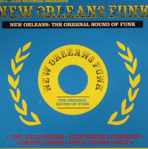VARIOUS - New Orleans Funk: The Original Sound Of Funk (Record Store Day 2016)