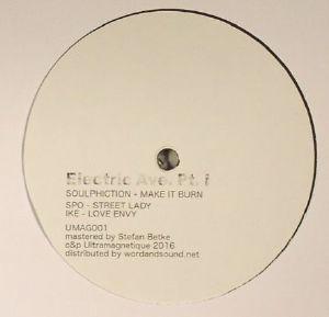 SOULPHICTION/SPO/IKE - Electric Ave Part I