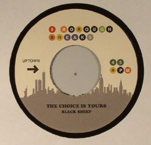 BLACK SHEEP/SWEET LINDA DIVINE - The Choice Is Yours